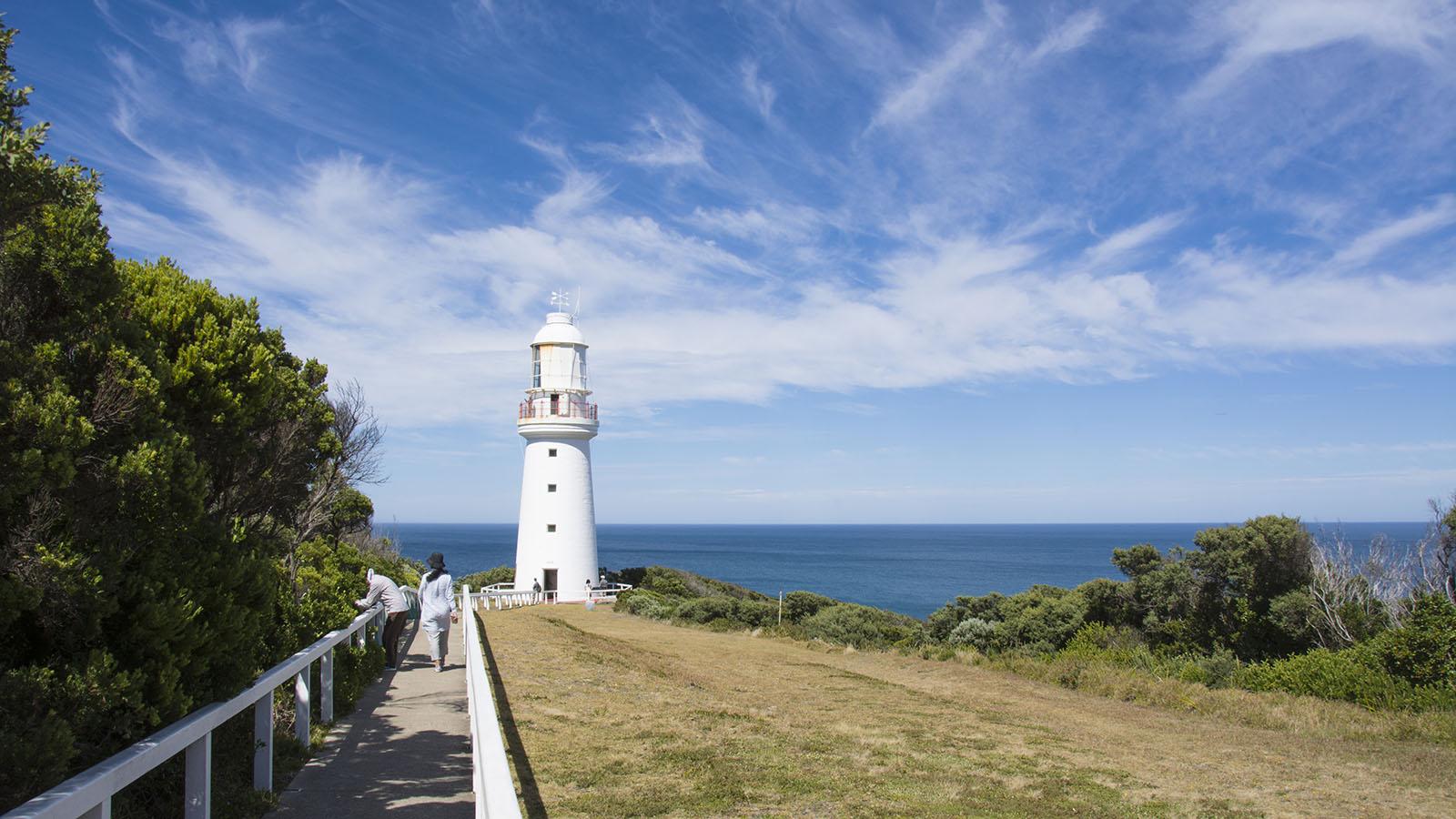 Cape Otway Lightstation, Great Ocean Road, Victoria, Australia