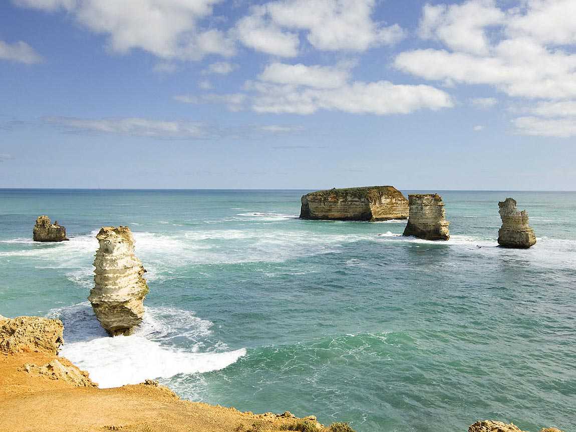 Bay of Islands, Great Ocean Road, Victoria, Australia