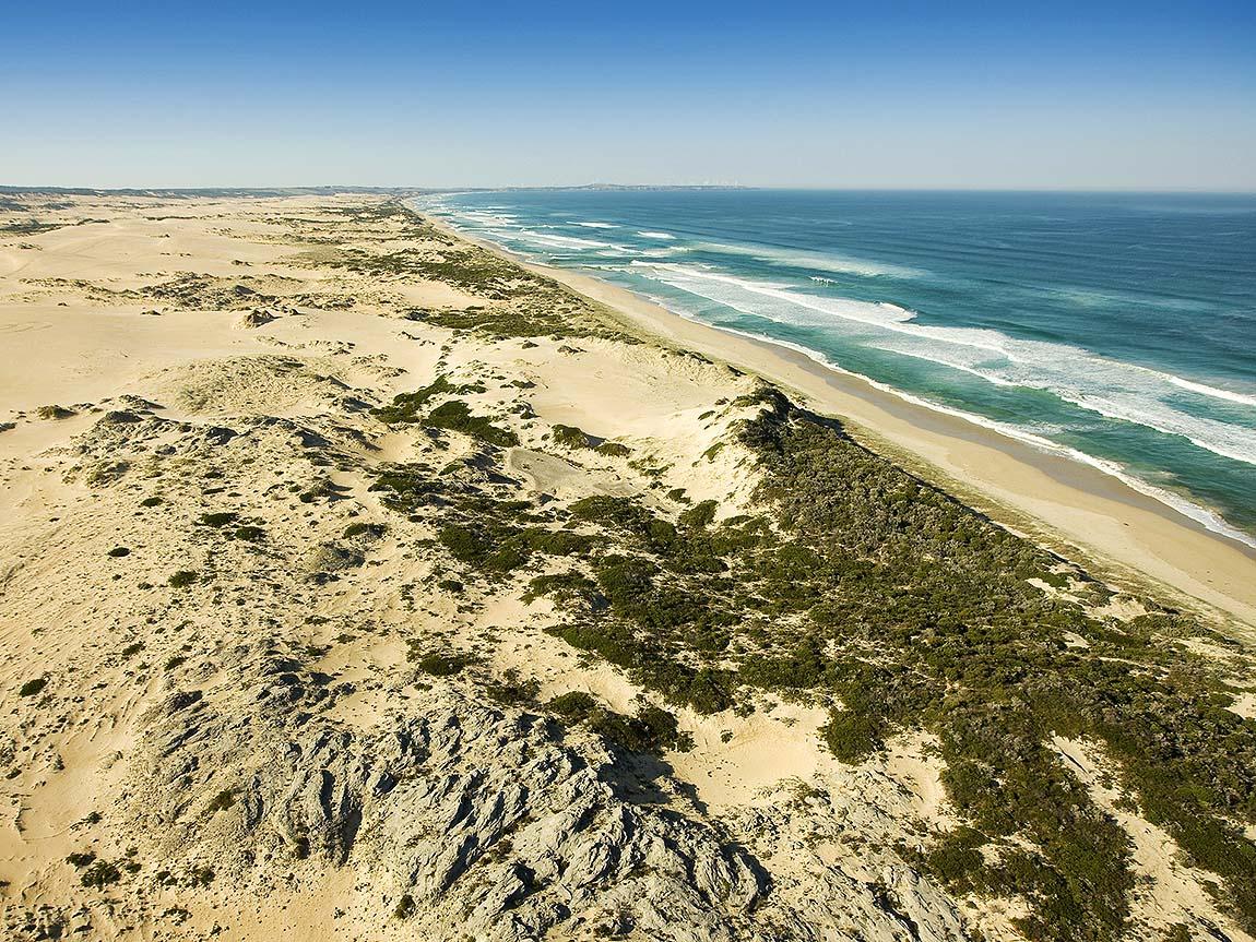 Discovery Bay Coastal Park, Great Ocean Road, Victoria, Australia