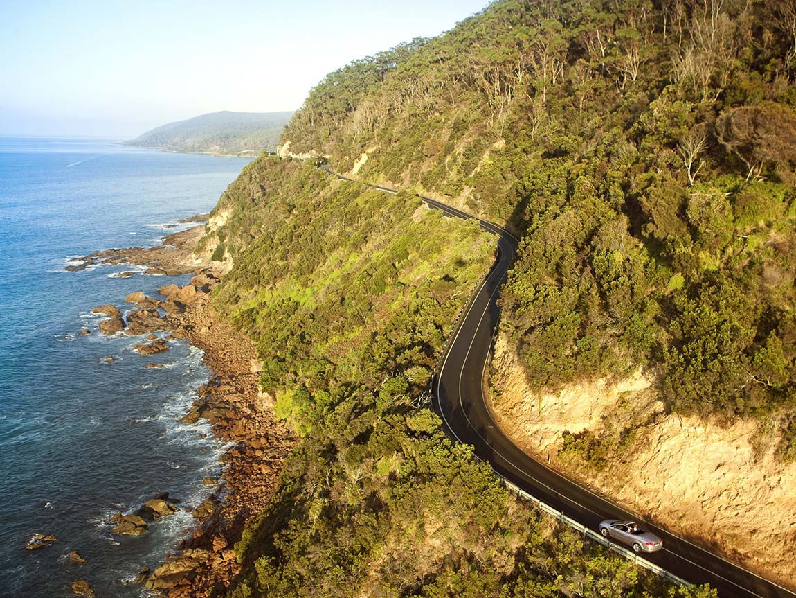 The Great Ocean Road, Victoria, Australia