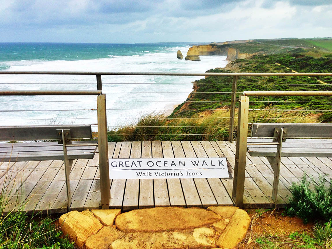 Great Ocean Walk, Great Ocean Road, Victoria, Australia