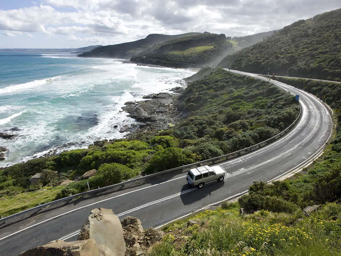 Lorne, Great Ocean Road, Victoria, Australia