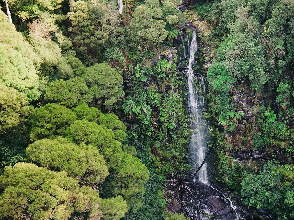 Erksine Falls, Great Ocean Road, Victoria, Australia