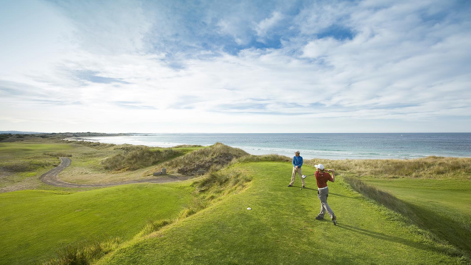 Port Fairy Golf Links, Great Ocean Road Victoria, Australia