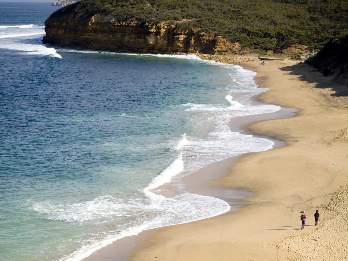 Bells Beach, Surf Coast Walk, Great Ocean Road, Victoria, Australia