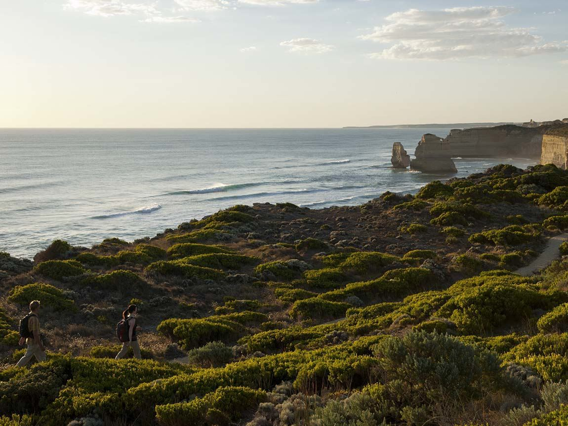 Great Ocean Walk, Port Campbell National Park, Great Ocean Road, Victoria, Australia