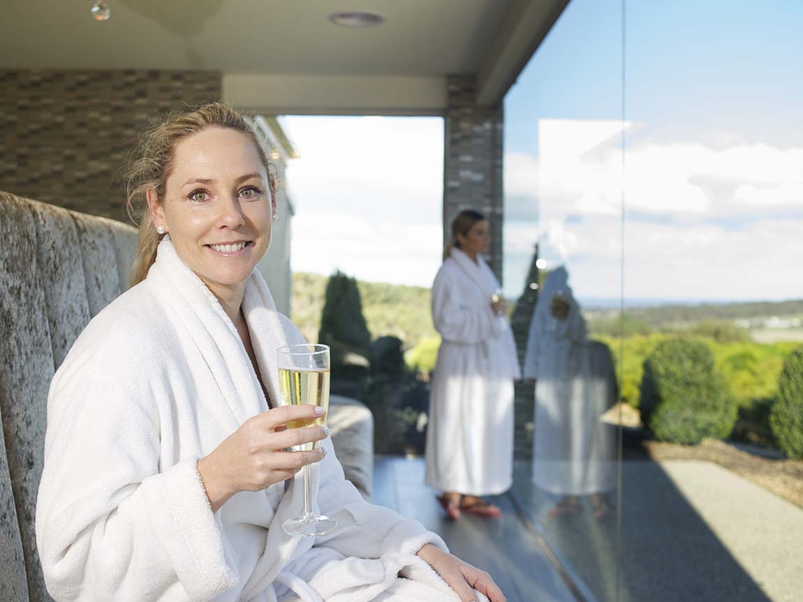 Saltair Day Spa, Torquay, Great Ocean Road, Victoria, Australia