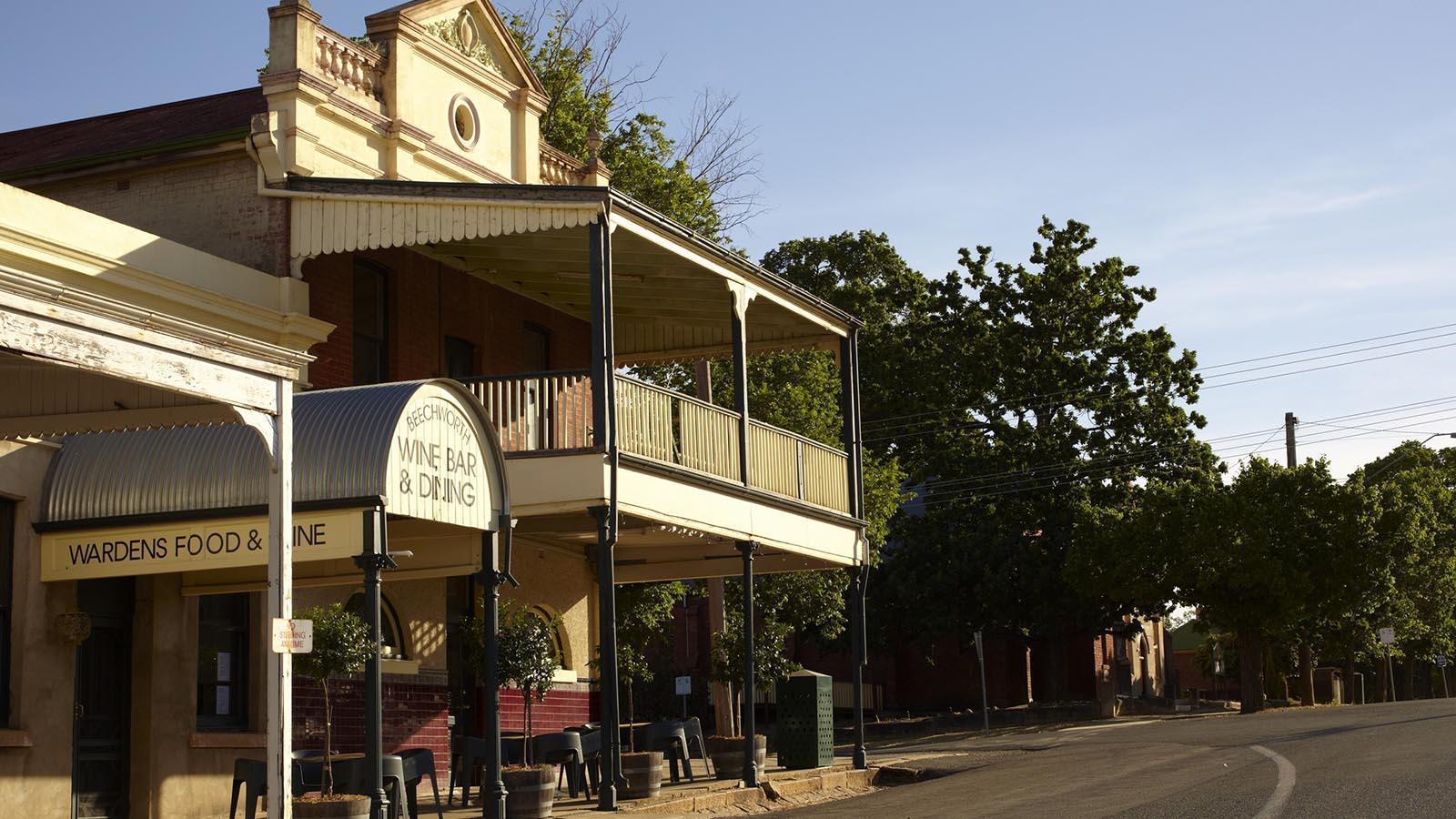 Beechworth, High Country, Victoria, Australia