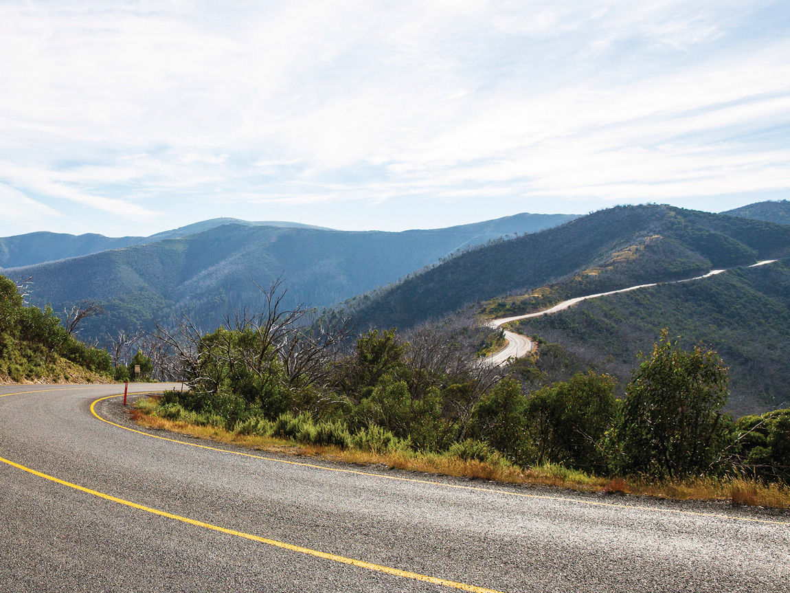The Great Alpine Road, Road trips and itineraries, Victoria, Australia