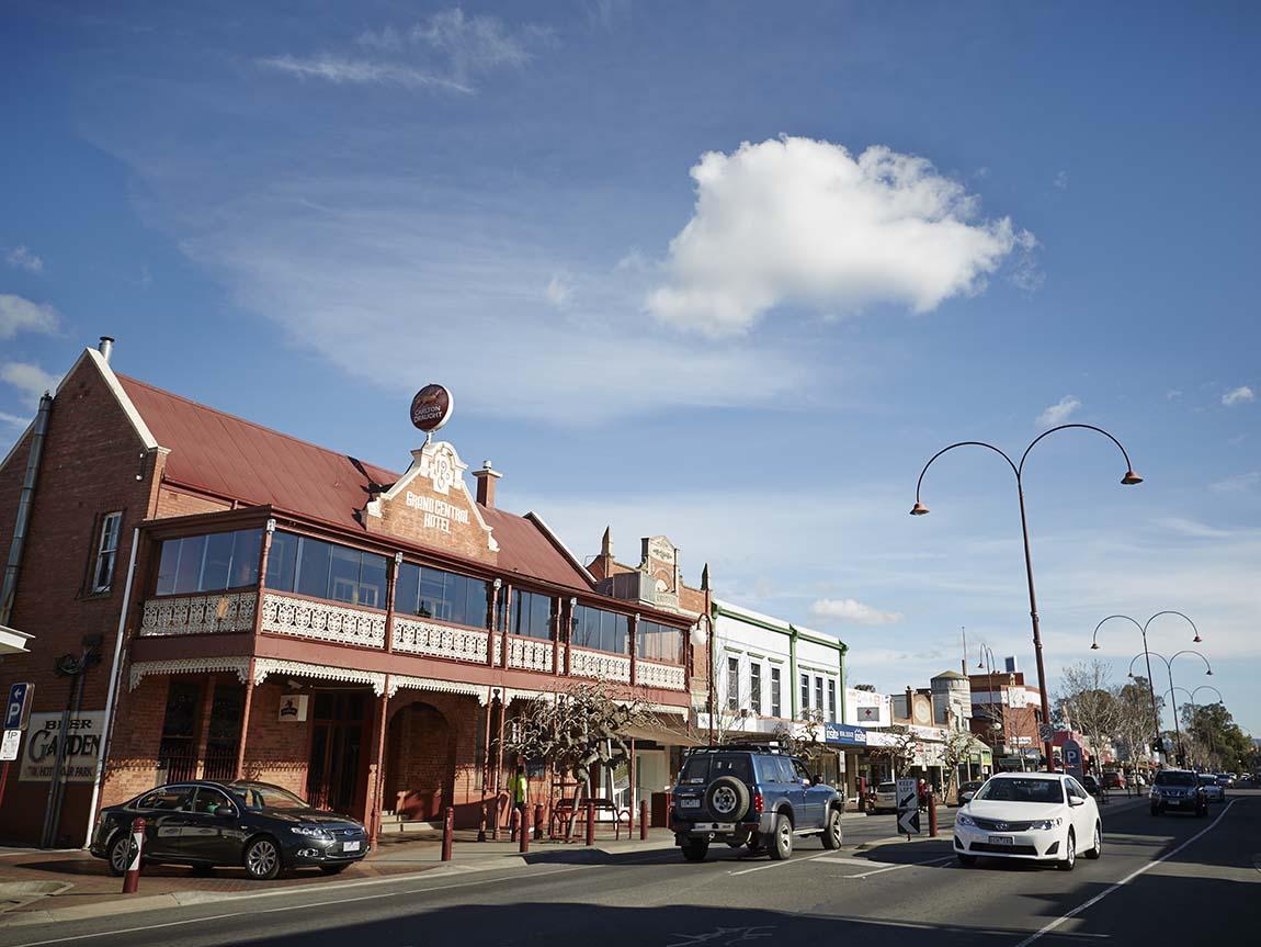 Wangaratta, High Country, Victoria, Australia. Image: Ewen Bell