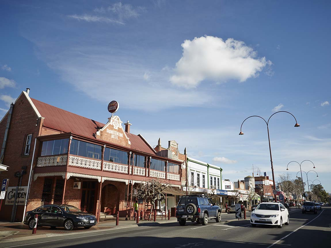 Wangaratta, Destinations, High Country, Victoria, Australia