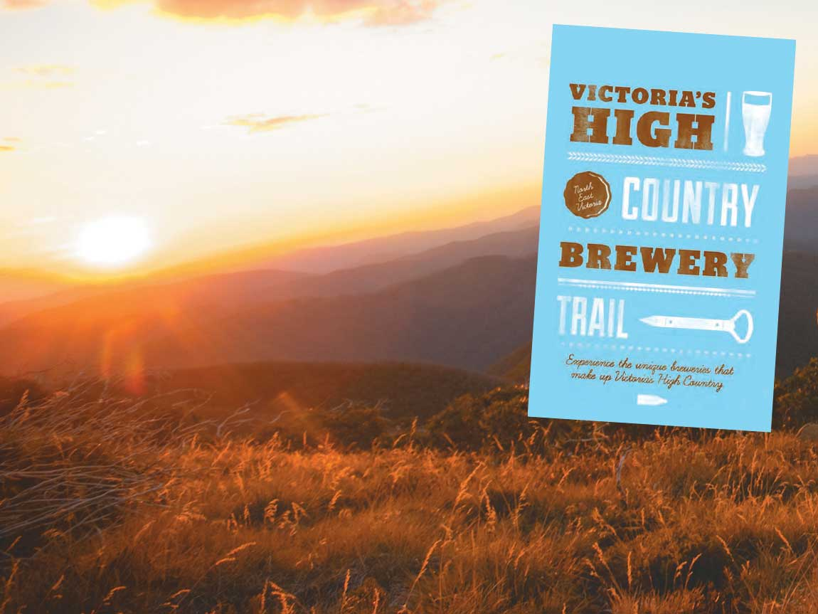 High Country Brewery Trail, High Country, Victoria, Australia