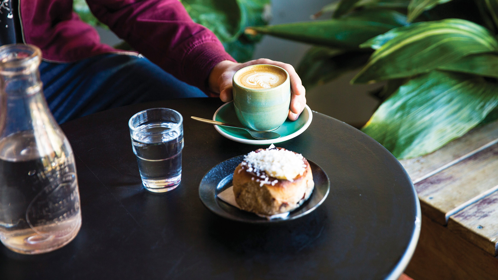 Sixpence Coffee, Bright, High Country, Victoria, Australia
