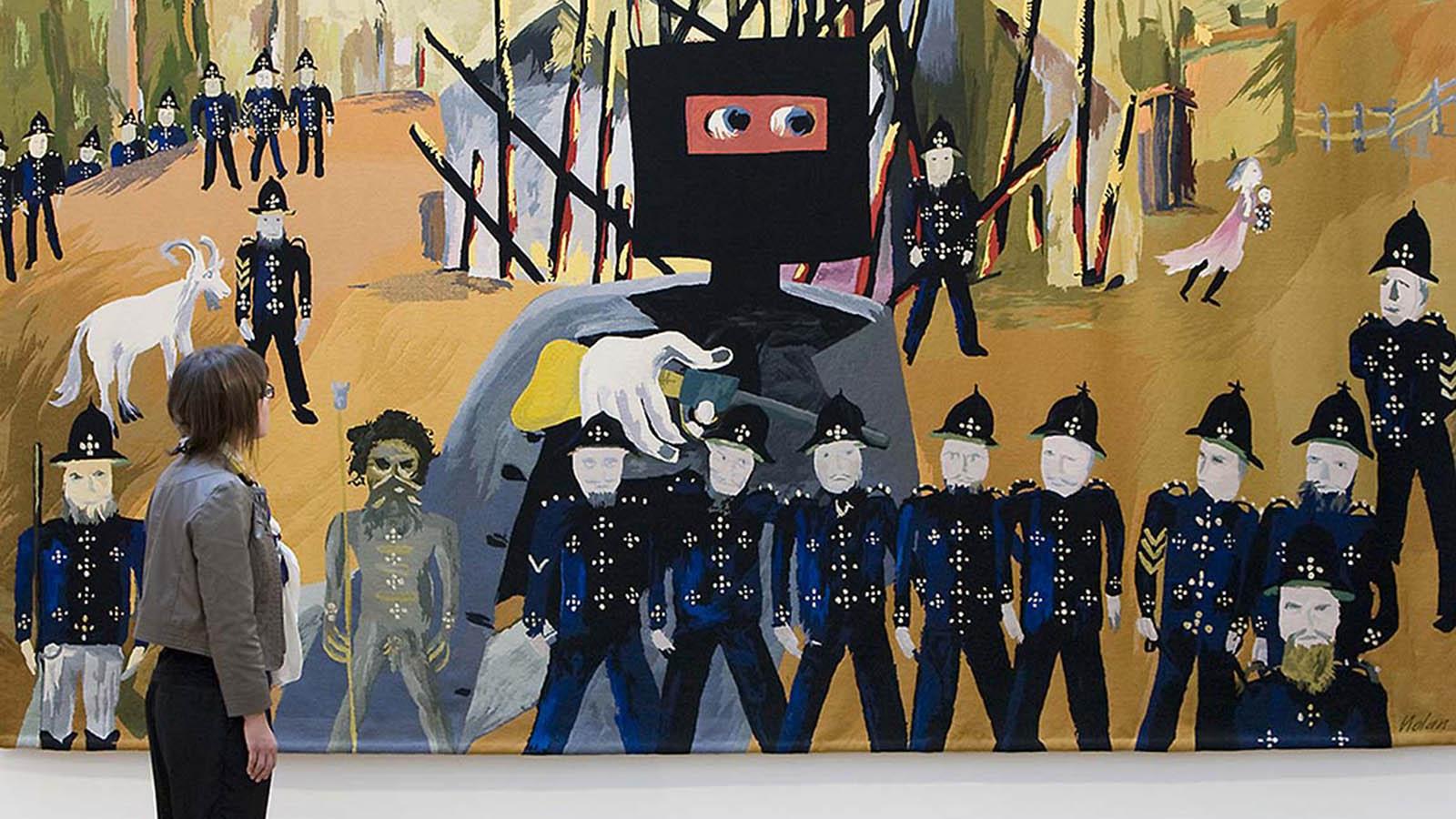 Benalla Art Gallery, High Country, Victoria, Australia