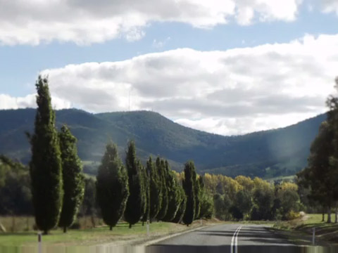 Touring, High Country, Victoria, Australia