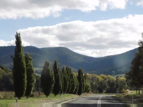Touring, High Country, Victoria, Australia