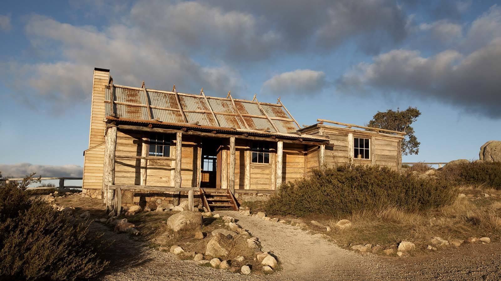 Craig's Hut, High Country, Victoria, Australia