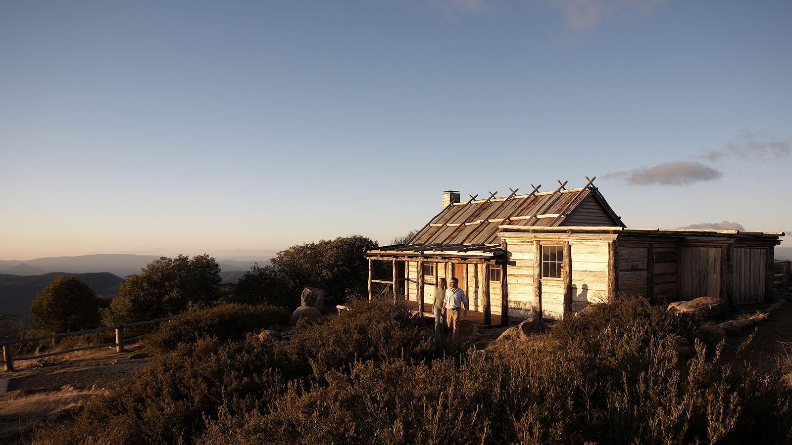 Craigs Hut, High Country, Victoria, Australia