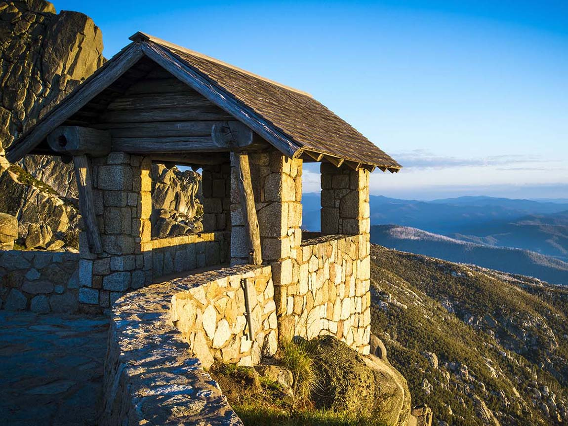 The Horn Trail, Mt Buffalo, High Country, Victoria, Australia