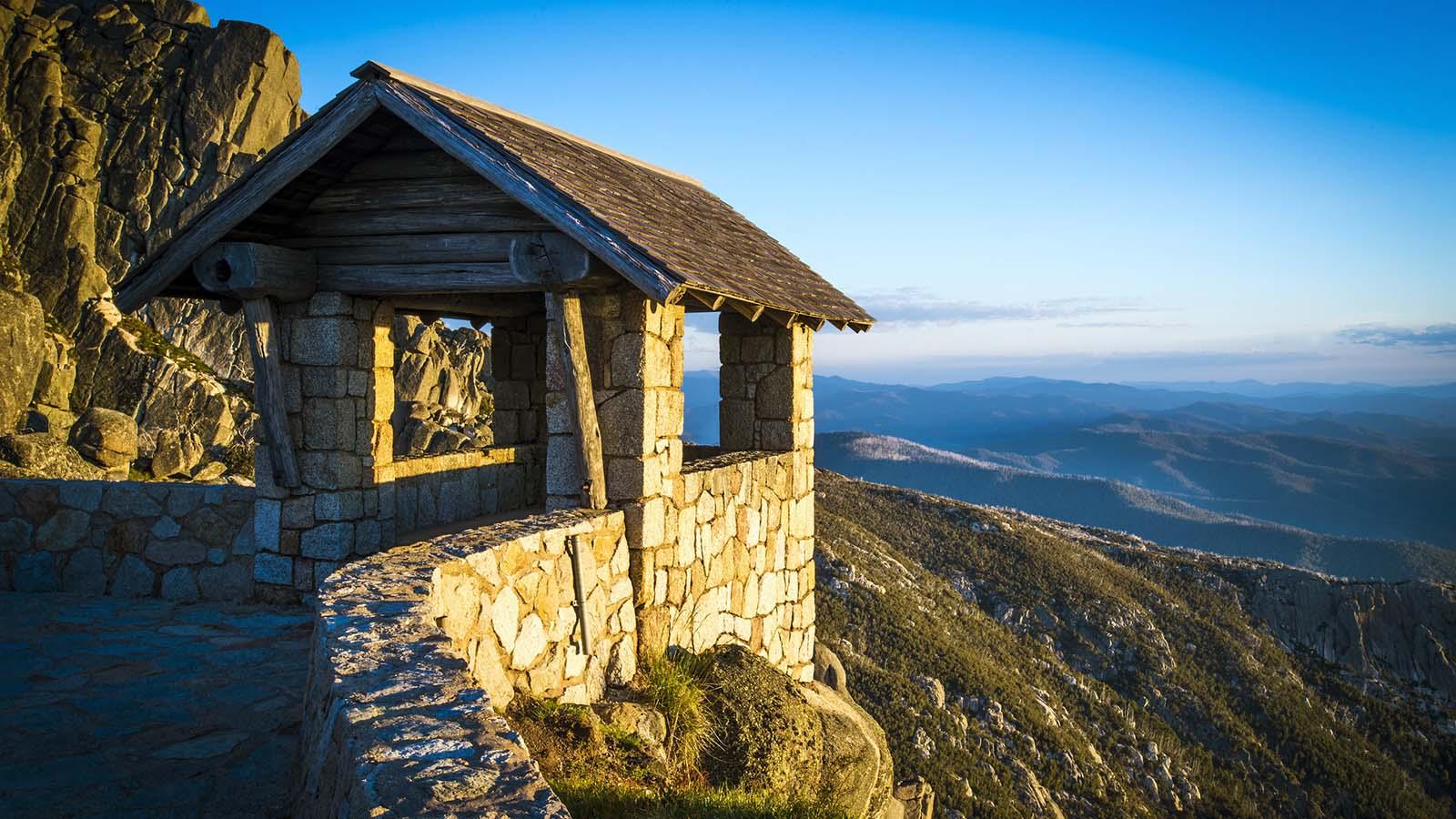 The Horn Trail, Mt Buffalo, High Country, Victoria, Australia