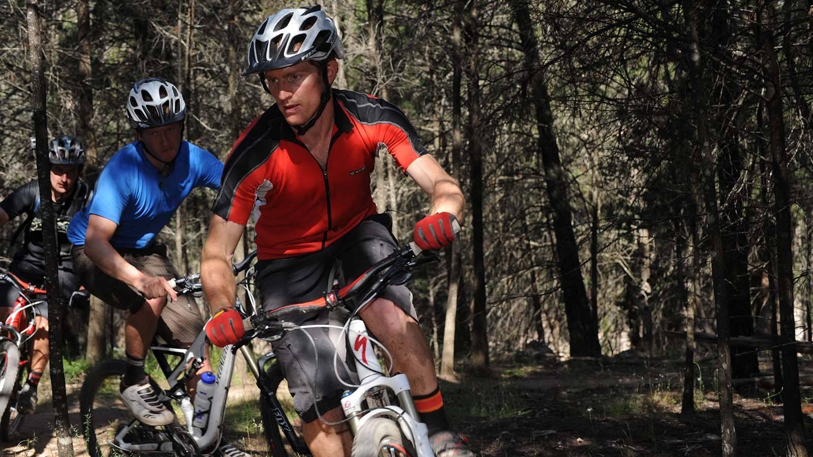 Beechworth Mountain Bike Park, High Country, Victoria, Australia