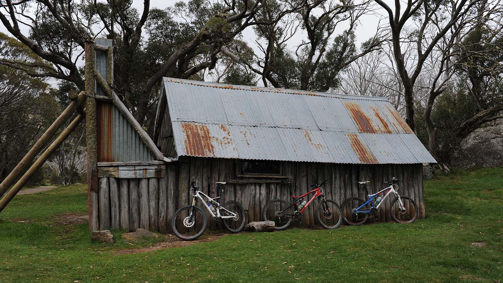 Historic Huts Loop, High Country, Victoria, Australia