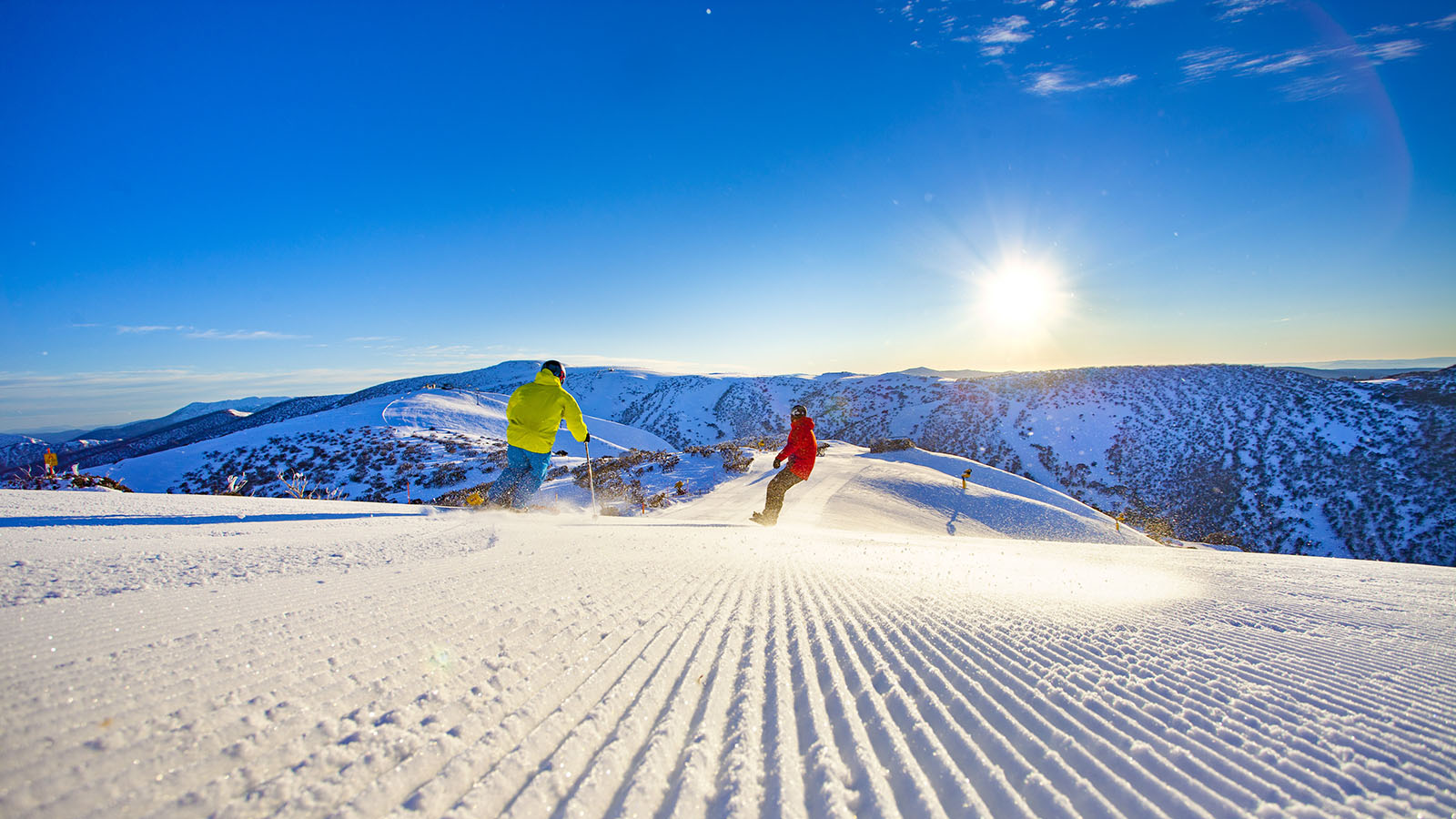 Mount Hotham, High Country, Victoria, Australia