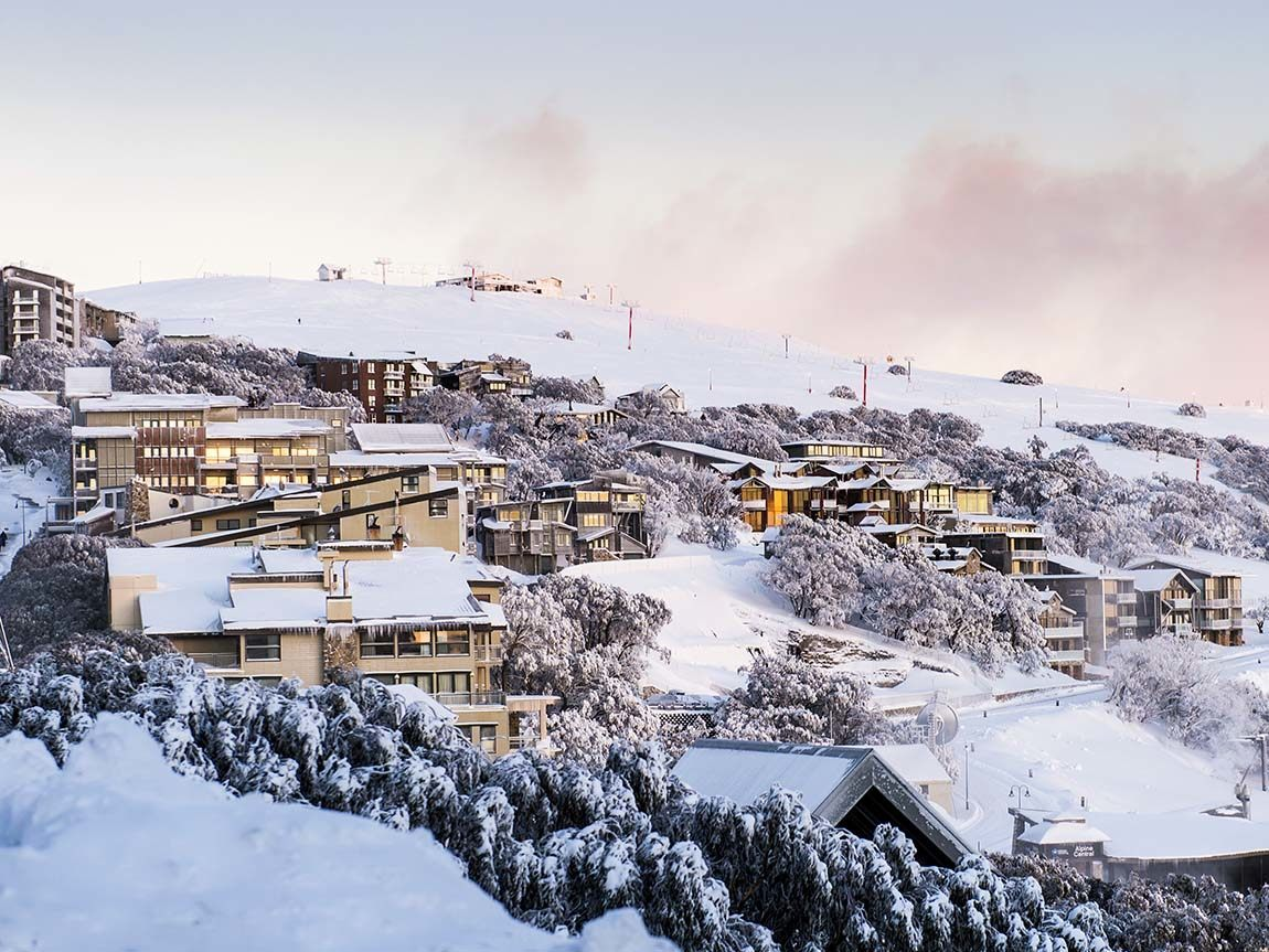 Mount Buller, High Country, Victoria, Australia. Image: Andrew Railton, courtesy Mt Buller