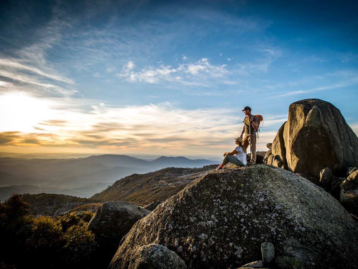 Mount Buffalo, High Country, Victoria, Australia