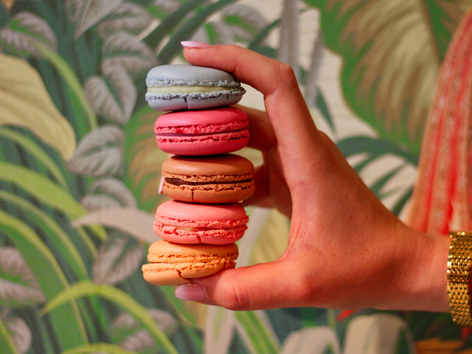 Macarons, Cuppa Academy, Melbourne, Victoria