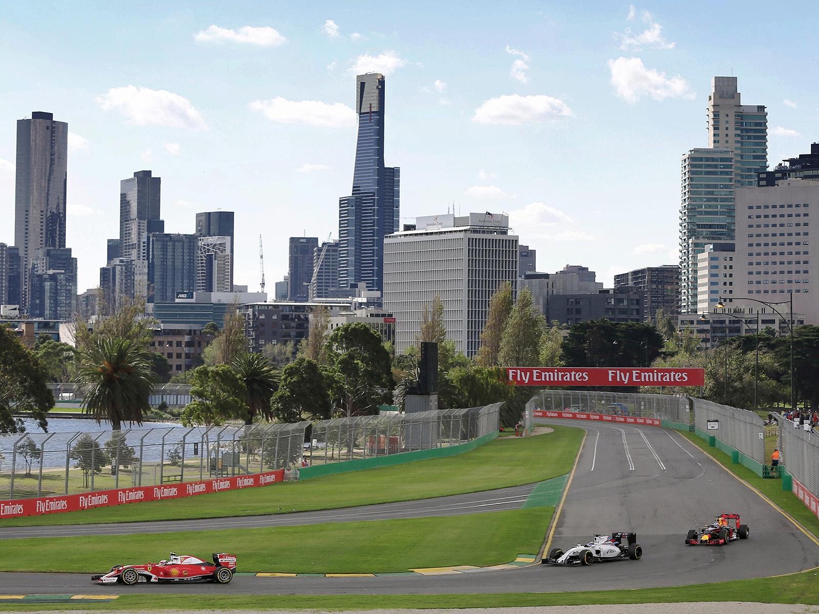 Formula One Albert Park, Melbourne