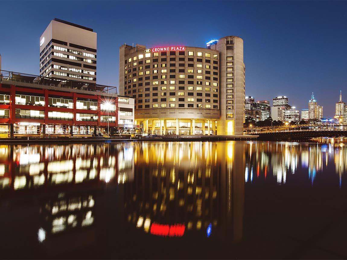 Crowne Plaza, Melbourne, Victoria, Australia