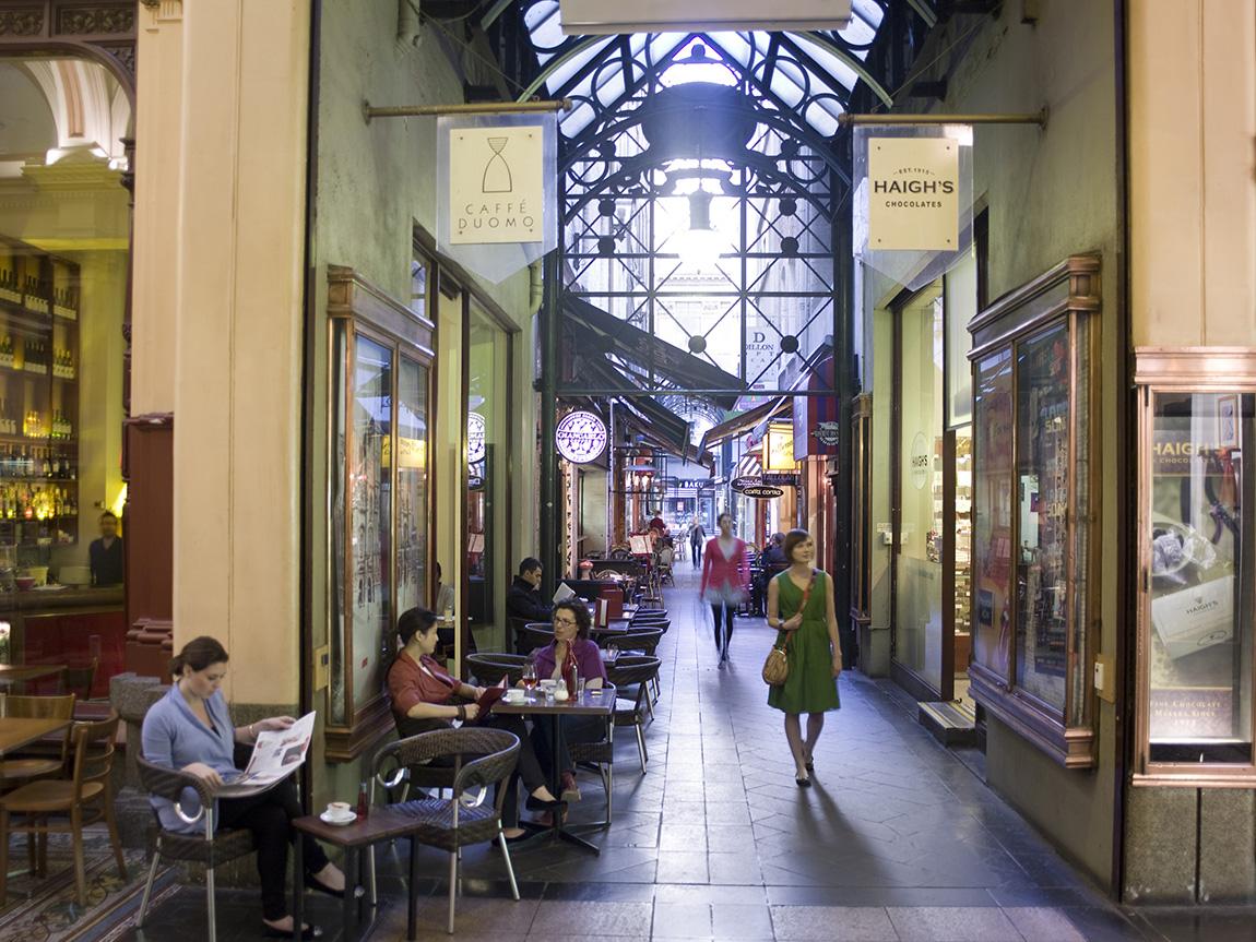 Block Place, Melbourne, Victoria, Australia