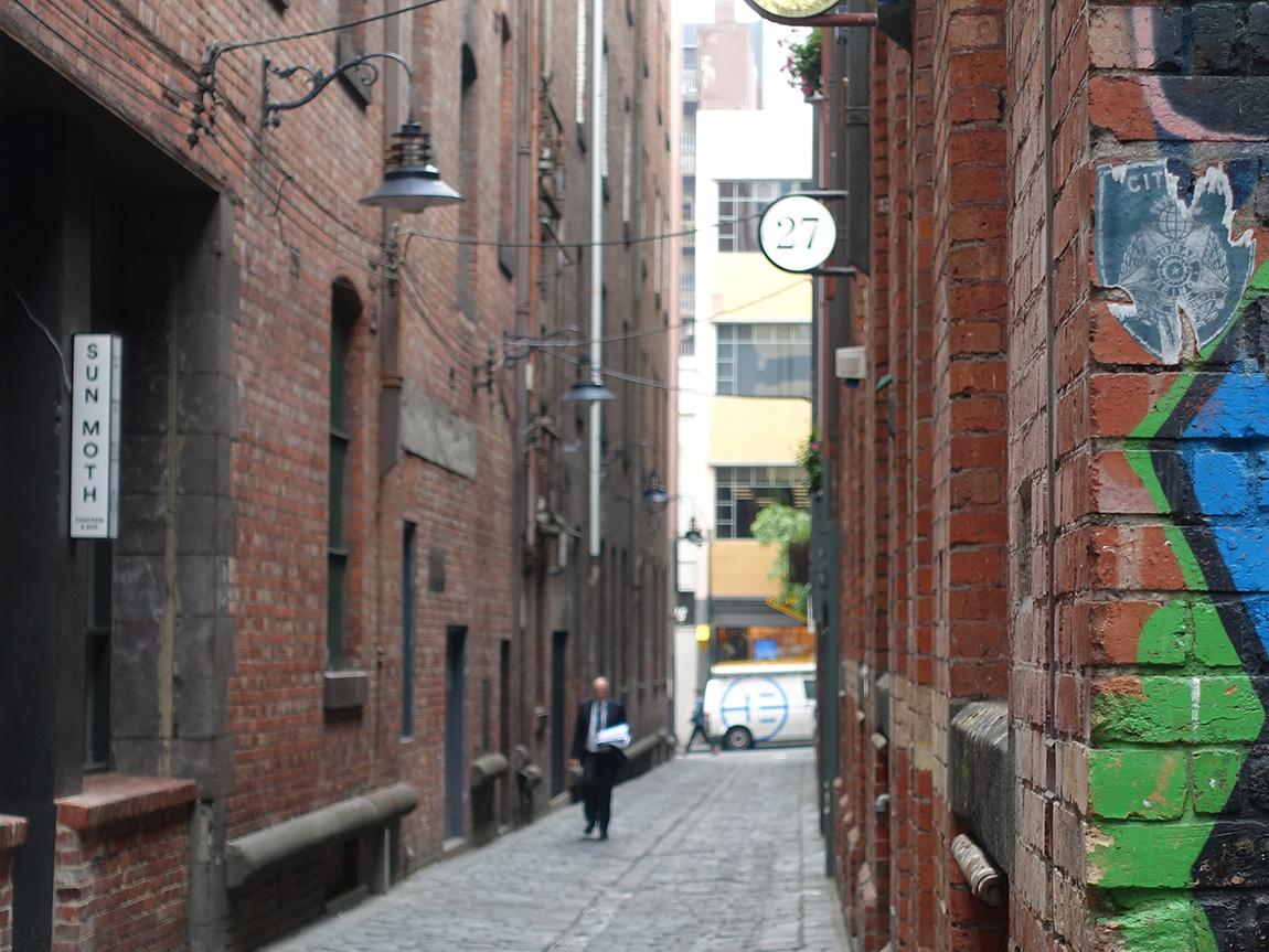 Niagara Lane, Melbourne, Victoria, Australia