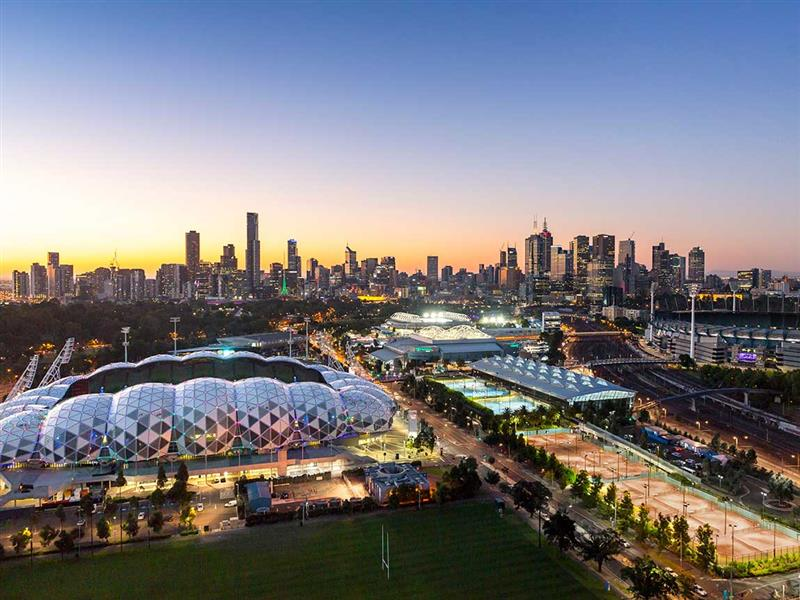 image of Melbourne