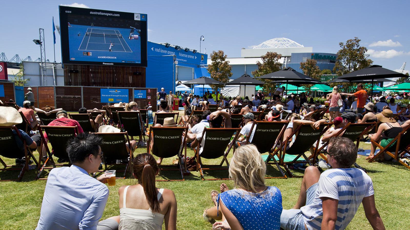Australian Open, Melbourne, Victoria, Australia