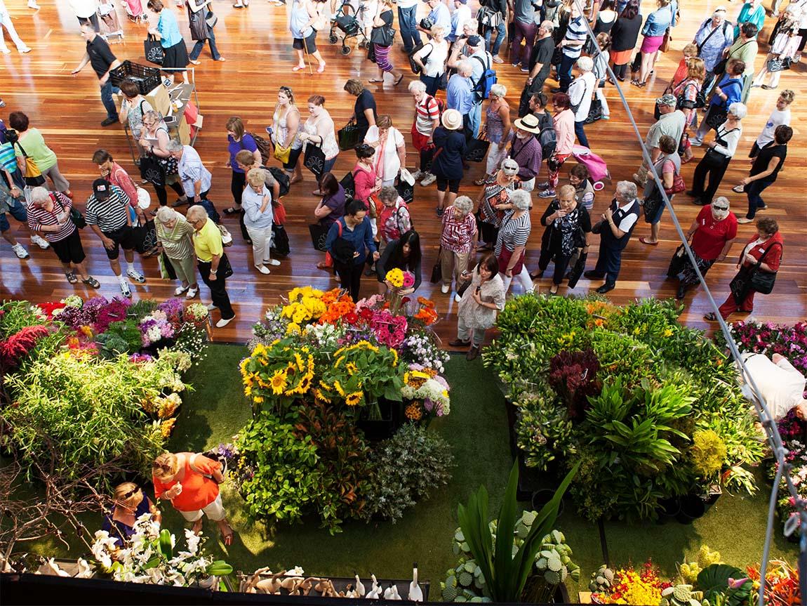Melbourne International Flower and Garden Show, Melbourne, Victoria, Australia