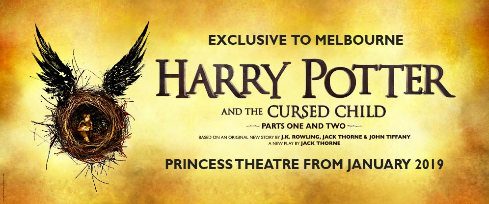 Harry Potter and the Cursed Child, Melbourne, Victoria, Australia