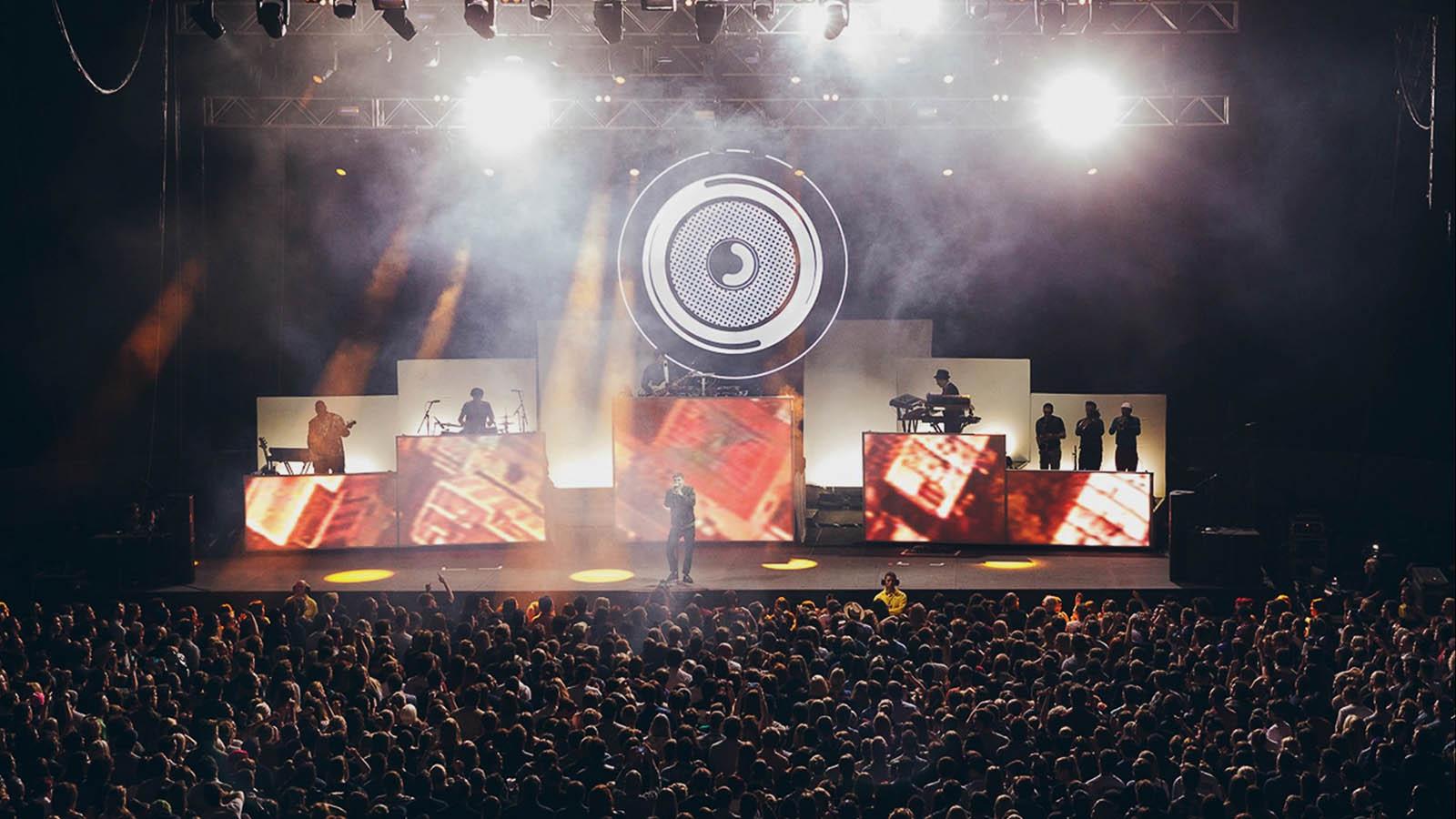 Margat Court Arena, Melbourne, Victoria, Australia