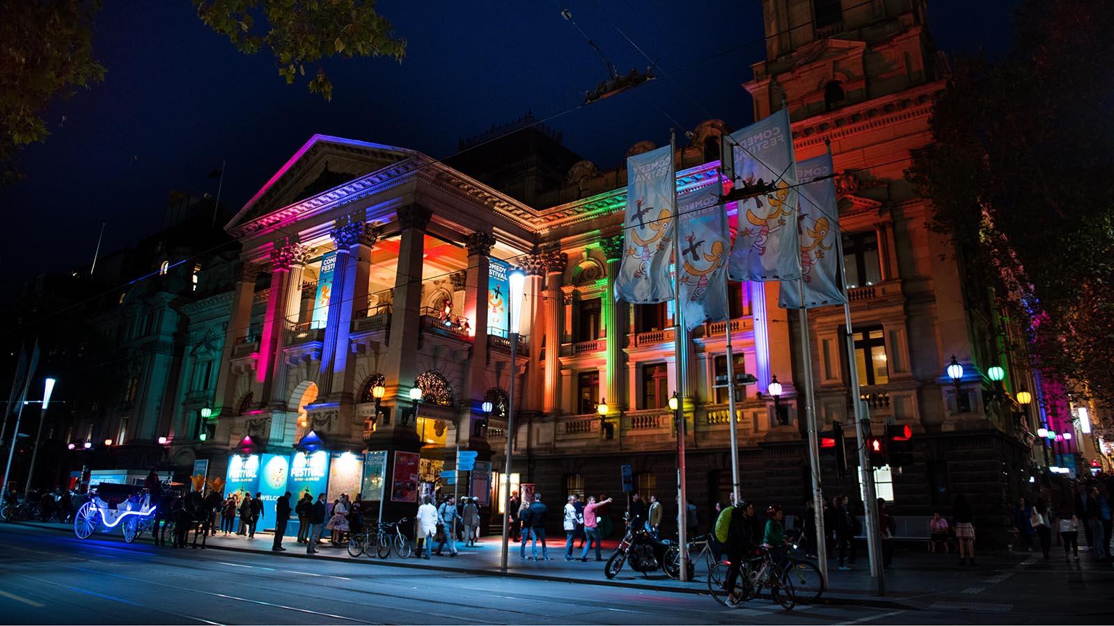 Melbourne International Comedy Festival, Melbourne, Victoria, Australia
