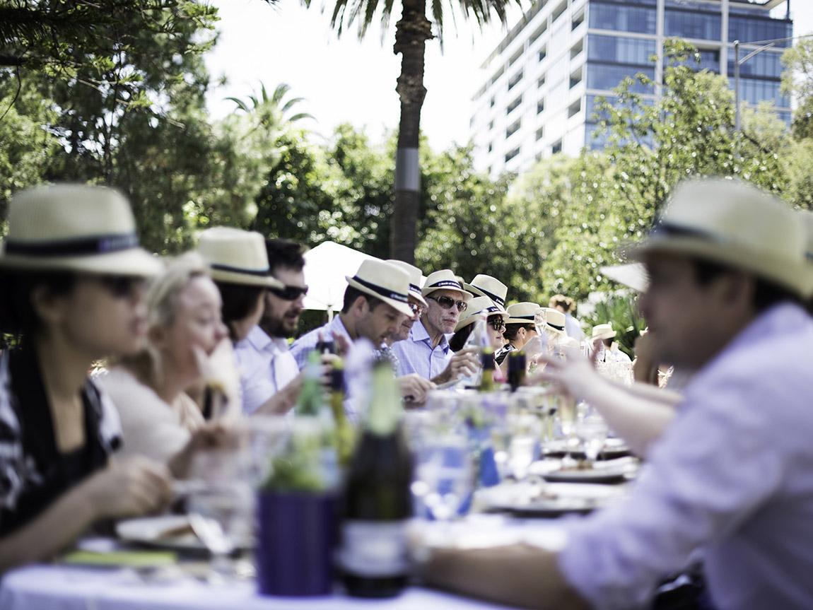 Melbourne Food & Wine Festival, Melbourne, Victoria, Australia