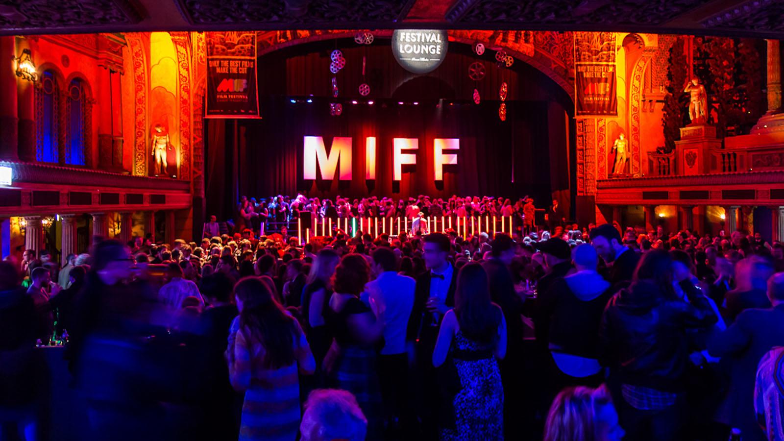 Melbourne International Film Festival, Melbourne, Victoria, Australia