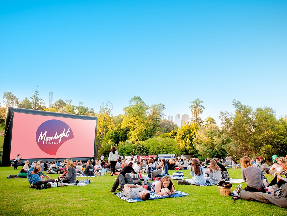 Moonlight Cinema, Melbourne, Victoria, Australia