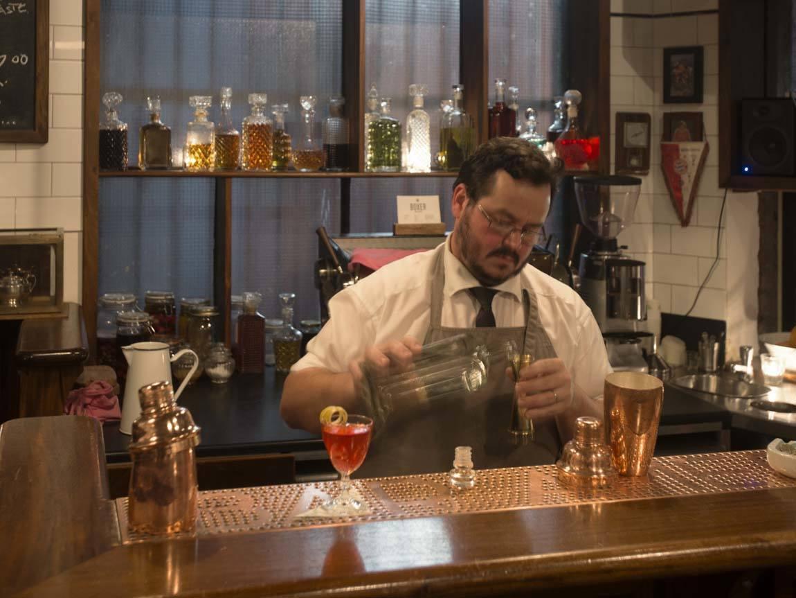 Bar Americano, Melbourne, Victoria, Australia