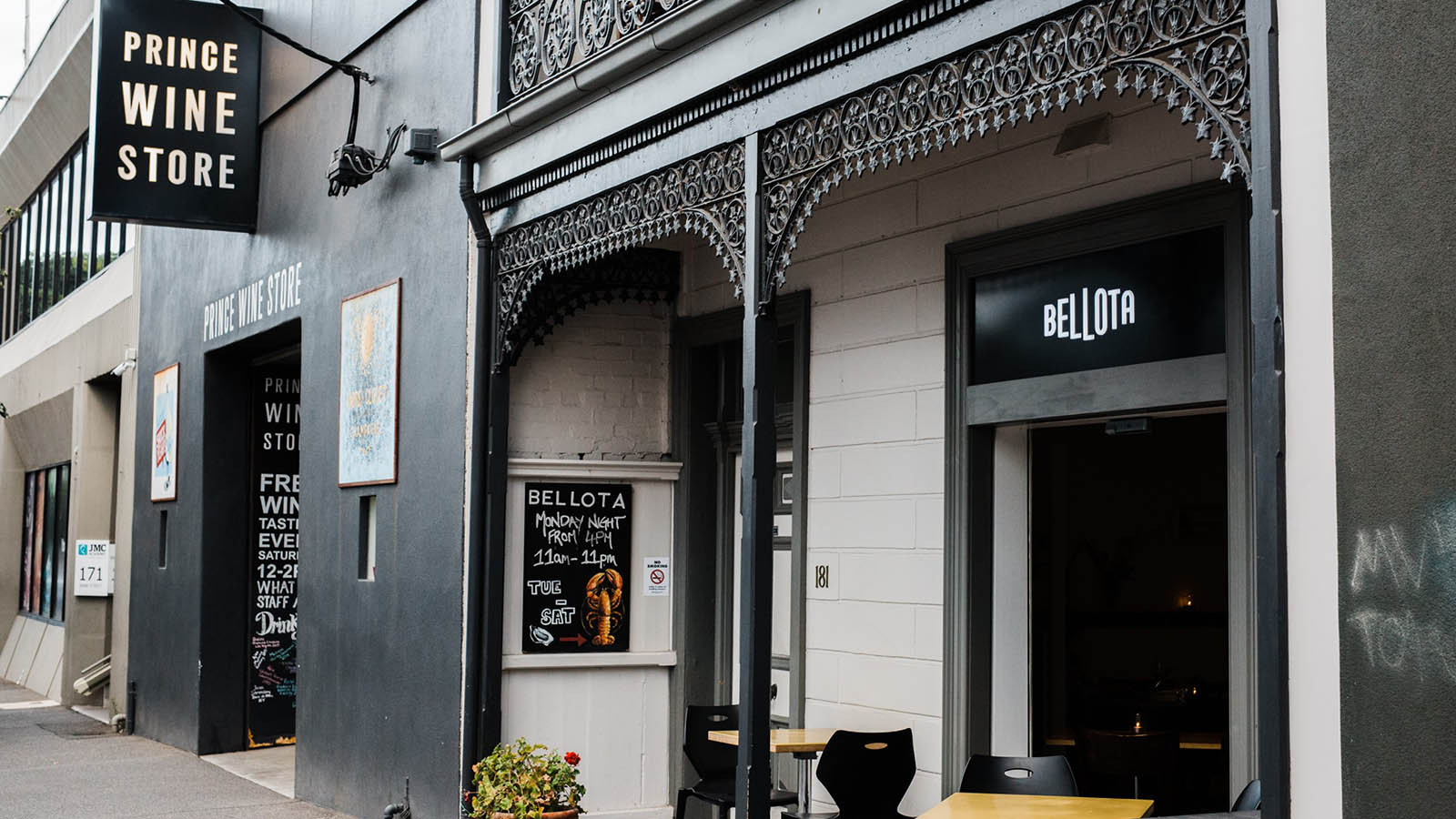Bellota, Melbourne, Victoria, Australia. Credit: Melissa Cowan