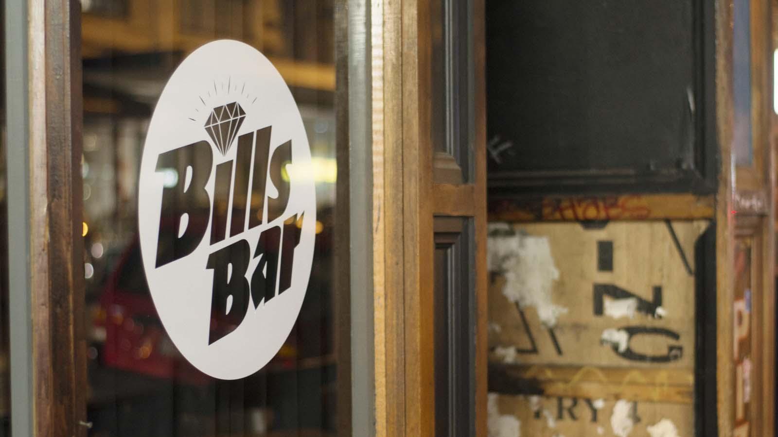 Bills Bar, Collingwood, Melbourne, Victoria, Australia