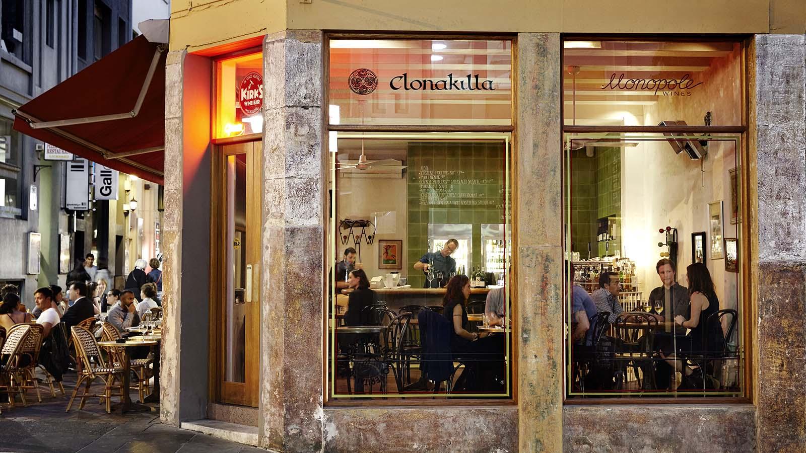 Bars food and wine melbourne victoria australia - Picture of bar ...