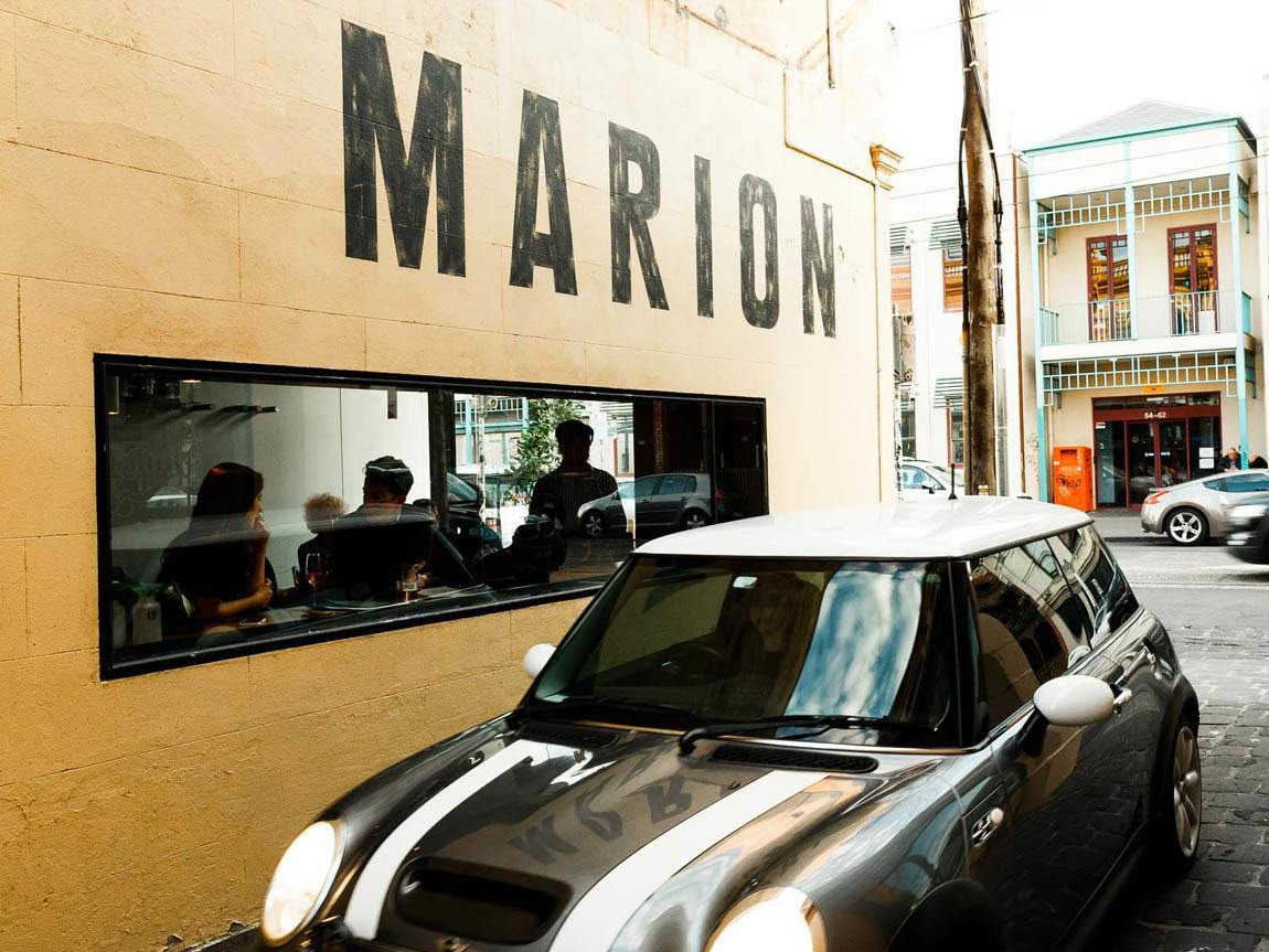 Marion, Gertrude Street, Melbourne, Victoria, Australia. Image: Harvard Wang