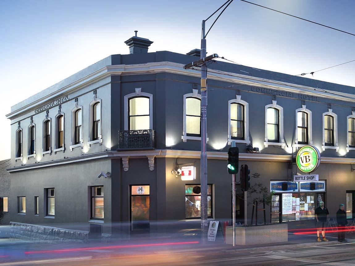 Northcote Social Club, Northcote, Melbourne, Victoria, Australia