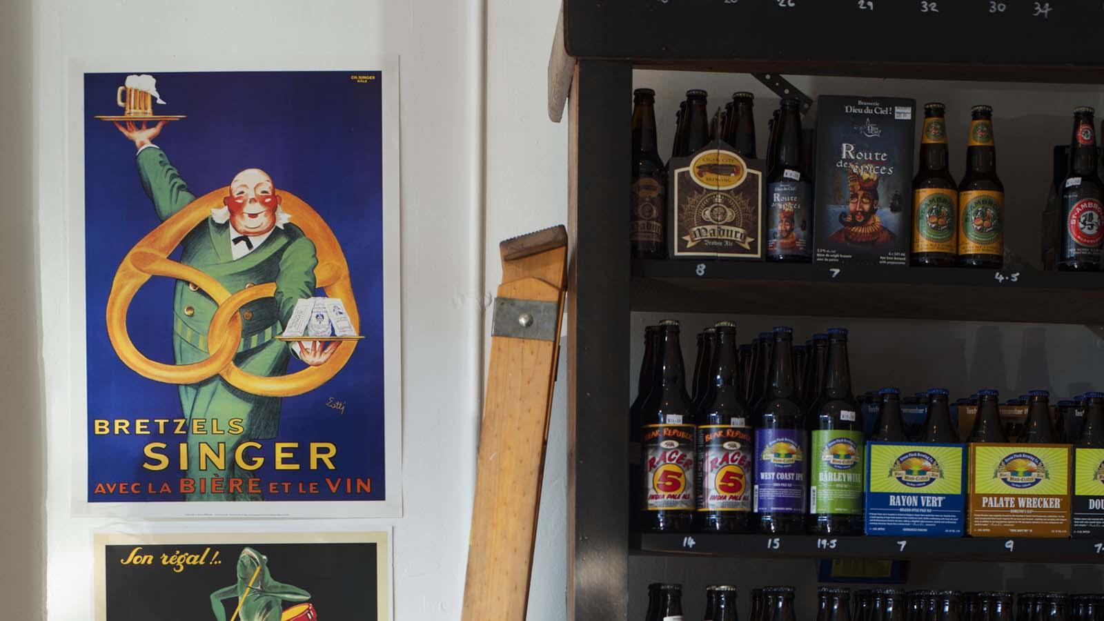 Slow Beer, Richmond, Melbourne, Victoria, Australia